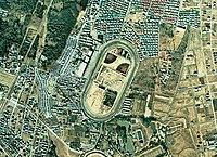 Utsunomiya Racecourse Aerial photograph.1974.jpg