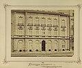 Vámház körút 13., Ybl Miklós háza. 1880-1890 között - Budapest, Fortepan 82099.jpg