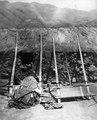 Vävande quichuaindianska i Intallacta - SMVK - 005842.tif