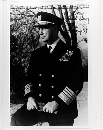 Richard L. Conolly - ADM Richard L. Conolly, USN
