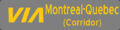 VIA Rail Montreal Quebec icon.png