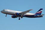 VP-BKY A320 Aeroflot (14622916657).jpg