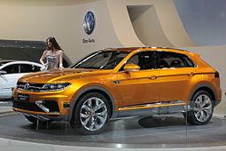 Volkswagen CrossBlue - Wikipedia