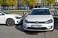 VW e-Golf EV parking lot Oslo 10 2018 3802.jpg