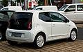 VW white up! 1.0 – Heckansicht, 18. Juni 2012, Düsseldorf.jpg