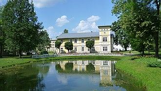 Valga, Estonia - Image: Valga main library