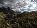 Valle della Manzina, Monte Confinale - Gruppo Ortles-Cevedale - Valfurva - Italy - 15 agosto 2018.jpg