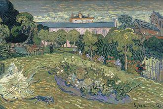 Daubigny's Garden - Image: Van Gogh Daubigny
