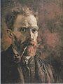 Van Gogh - Selbstbildnis mit Pfeife1.jpeg