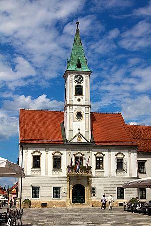 Varaždin - Varaždin Town Hall