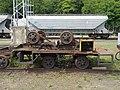 Vasúti kiskocsi szállítása és Rail Cargo Hungária Tagps vagon, 2019 Kiskunhalas.jpg