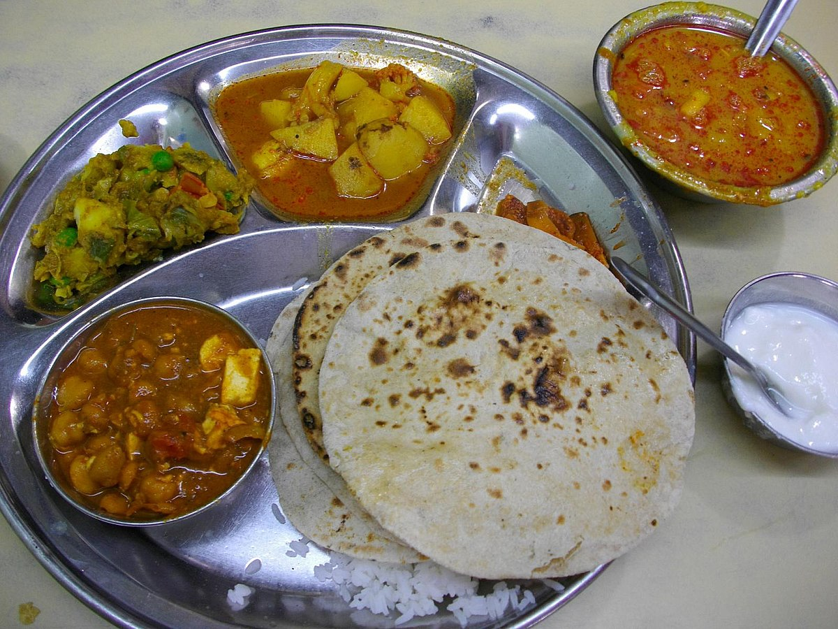 indian vegetarian cuisine wikipedia