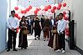 Velkomst ved åbningen af den nye moske (42033479471).jpg