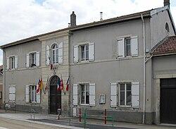 Velotte-et-Tatignécourt, Mairie.jpg