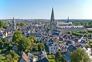 Vendôme Subprefecture and commune in Centre-Val de Loire, France