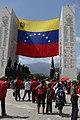 Venezuela celebró el Bicentenario de su independencia a la que asistió una delegación ecuatoriana presidida por el canciller Ricardo Patiño. (5908475105).jpg