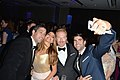 Vergara and Ferguson at Pre-White House Correspondents' Dinner Reception Pre-Party - 13927316440.jpg