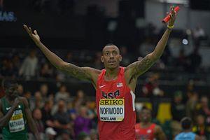 Vernon Norwood - Vernon Norwood in 2016