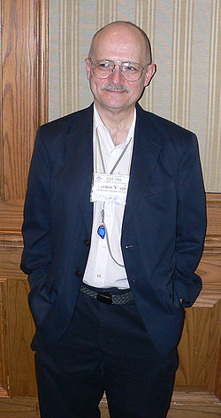 Vinge at the Computers, Freedom and Privacy Conference (CFP) 2006