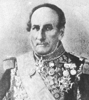 Battle of Ky Hoa - Admiral Léonard Charner, the French commander at the battle of Ky Hoa