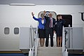 Vice President Mike Pence and Secretary of the Air Force Heather Wilson visit Cheyenne Mountain AFS 170623-F-SO188-1051.jpg