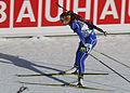 Victoria Padial Hernandez at Biathlon WC 2015 Nové Město 2.jpg