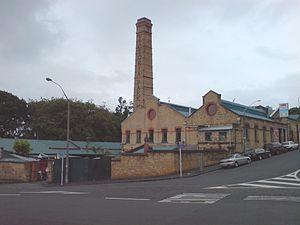 Victoria Park Market - Image: Victoria Park Market Auckland