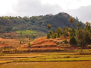 Ambohimanga Traditional fortified royal settlement (rova) in Madagascar