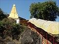 View of Padmakshi Gutta Temple 01.jpg