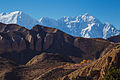 View on Annapurna I, Tilicho and Nilgiri (15238561933).jpg