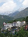 View over Town from Tsuglagkhang Complex - McLeod Ganj - Himachal Pradesh - India (26170719984).jpg