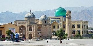 Khujand Place in Sughd, Tajikistan