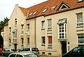 Viktoriastraße 23, 24, 25 Hannover Linden-Nord, neugebaute Wohngebäude, Sieger im niedersächsischen Landeswettbewerb Bauen und Wohnen in alter Umgebung 1983.jpg