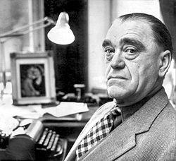 Vilhelm Moberg, 1967.
