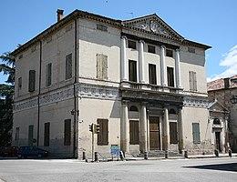 Interni Di Villa Pisani : Villa pisani montagnana wikipedia