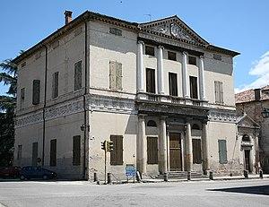 Villa Pisani, Montagnana - Villa Pisani, Montagnana.