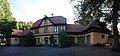 Villa Lusthusporten, Nordiska museet, Stallet från norr.jpg