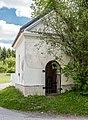 Villach Oberfederaun Federauner Strasse Wegkapelle West-Ansicht 10052017 8364.jpg