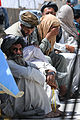 Village elders listen during an Afghan Local Police (ALP) graduation ceremony at the regional ALP training center in the Lashkar Gah district, Helmand province, Afghanistan, June 6, 2013 130606-A-RI362-246.jpg