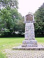 Village sign for Widecombe-in-the-Moor - geograph.org.uk - 932238.jpg