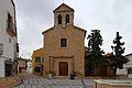 Villarta, Iglesia Dulce Nombre de Jesús, frontal.jpg