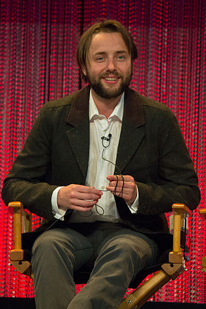 Vincent Kartheiser - Kartheiser at the Paley Center in 2014