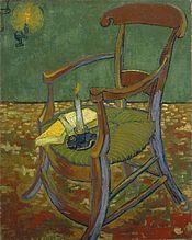 Vincent van Gogh - De stoel van Gauguin - Google Art Project.jpg