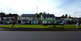 Fordhouses - Shops at Vine Island, Wobaston