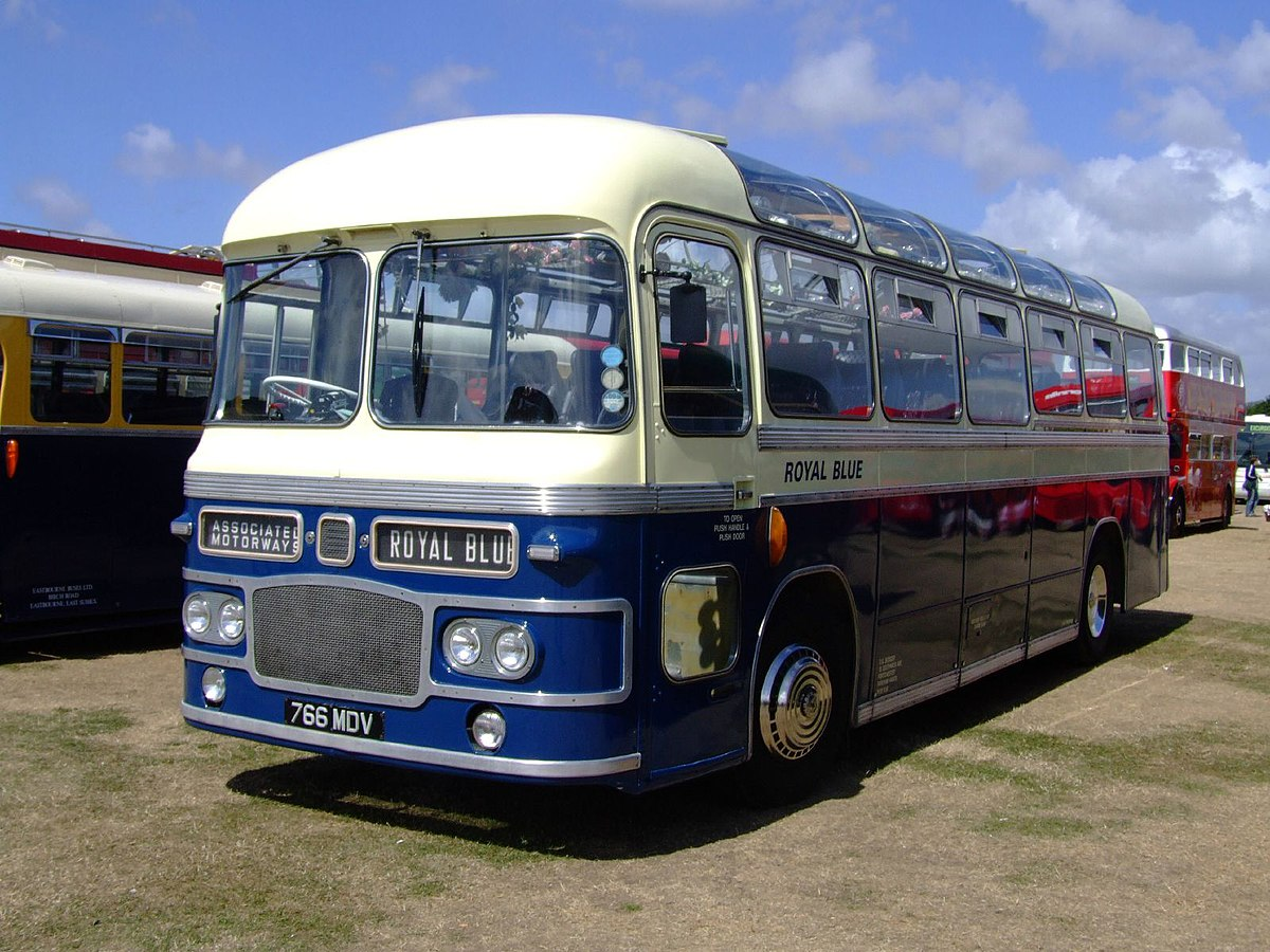 Royal Blue Coach Services Wikipedia