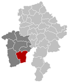 Viroinval Namur Belgium Map.png