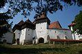 Viscri fortified church in Brasov county, Romania.jpg