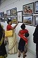 Visitors At Inaugural Day - 45th PAD Group Exhibition - Kolkata 2019-06-01 1294.JPG
