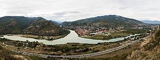 Vista de Miskheta, Georgia, 2016-09-29, DD 03-06 PAN.jpg