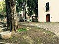 Vista del giardino di Palazzo Fortunato.jpg